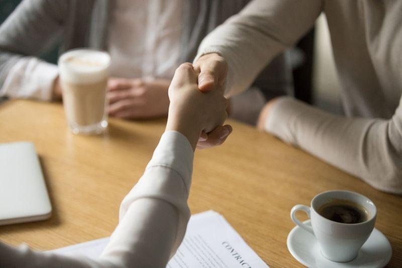 Faça parcerias